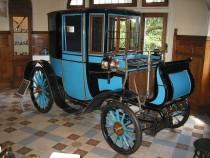 Peugeot Type 21 Coupé 1898 - Musée automobile Henri Malartre de Rochetaillée