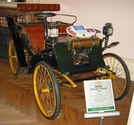Rochet Frères 1898 - Musée automobile Henri Malartre de Rochetaillée