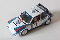 Lancia Delta S4 - Ixo Models pour Altaya
