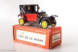 RAMI n°1 - Renault Taxi de la Marne 1907