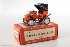RAMI n° 11 - Gobron Brillée 1899