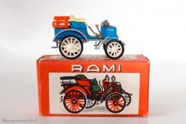 RAMI n° 25 - Panhard et Levassor Tonneau 1895