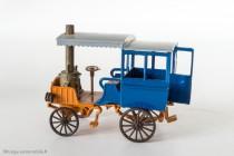 RAMI n°22 - Scotte voiture a vapeur 1892