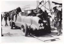 Renault Nervasport de record 1934 (photo Renault)