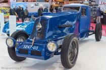 Renault de record 40CV 1926 - Rétromobile 2016