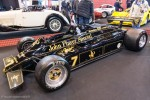 Lotus 91/7 ex-Mansell - Rétromobile 2016