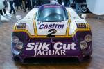 Jaguar XJR9 1er au Mans 1988 - Rétromobile 2016