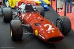 Ferrari 312B F1 1966 - Rétromobile 2016
