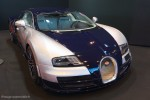 Bugatti Veyron - Rétromobile 2016