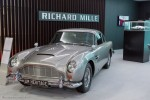 Stand Richard Mille - Rétromobile 2016