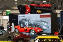 Ferrari 335S, loin, très loin - Rétromobile 2016
