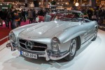 Mercedes 300SL roadster - Rétromobile 2016