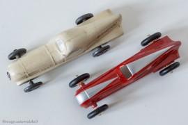 Renault Nervasport de record 1934 - C.I.J réf. 2/4 & Dinky Toys réf. 23B (ici copie Atlas)