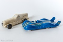 Renault Nervasport de record 1934 & Etoile Filante 1956 - C.I.J réf. 2/4 & 3/2