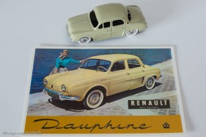 Renault Dauphine de 1956 - C.I.J réf. 3/56