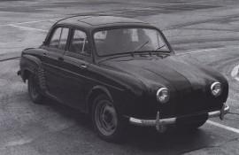 Renault Dauphine prototype