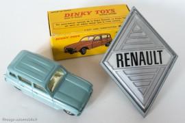 Dinky Toys 518 - Renault 4L berline