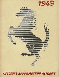 Annuario Ferrari 1949