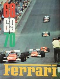 Annuario Ferrari 1968 / 1969 / 1970