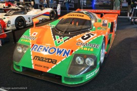 Mazda 787 B - vainqueur 24 Heures du Mans 1991