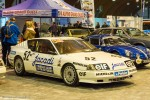 Rétro Passion Rennes 2016 - Alpine V6