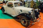 Rétro Passion Rennes 2016 - Citroën Traction Coupé 1935