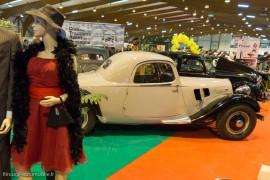 Rétro Passion Rennes 2016 - L'automobile au féminin