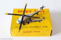 Dinky Toys réf. 60 D - Sikorsky S58 Hélicoptère