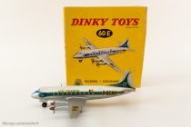 Dinky Toys réf. 60 E - Vikers Viscount