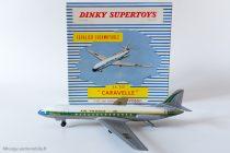 Dinky Toys réf. 891 - Caravelle SE 210