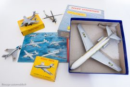 Dinky Toys, avions série 60
