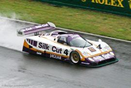Jaguar XJR 9 - Une des Groupe C emblématiques