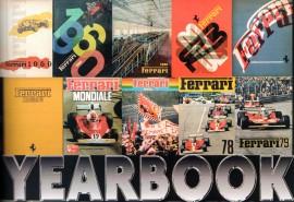 Les Yearbook Ferrari (montage depuis Ferrari Club n°12 juin 2007)