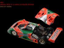 Mazda 787 B vainqueur 24 Heures du Mans 1991 - Hpi models