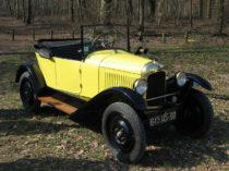 Citroën Trèfle 1925