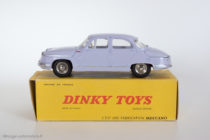 Panhard PL 17 - Dinky Toys réf. 547 - 2ème variante