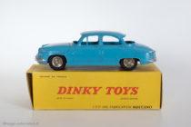Panhard PL 17 - Dinky Toys réf. 102