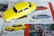 Panhard PL 17 - Dinky Toys Editions Atlas réf. 547 sur le catalogue Dinky Toys de 1960, page 3