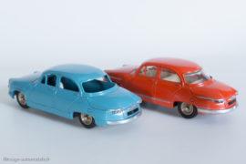 Panhard PL 17 - Dinky Toys réf. 547 et 102