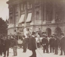 L'Automobile Club de France en1898