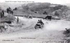 Coupe Gordon Bennett en 1905