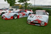 Ferrari BB 512 LM (ici au Mans Classic) - Le Mans 1979 - abandon