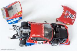Ferrari BB 512 LM - 57 ème aux 24 heures de Daytona 1979 - Kit AMR version 97 pièces