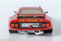 Ferrari BB 512 LM - 5ème. aux 24 heures du Mans 1981, 1er classe IMSA - Kit AMR