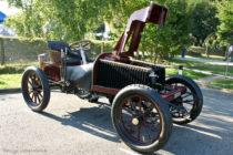 Renault Type K - Vainqueur Paris -Vienne 1902