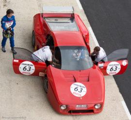 Ferrari BB 512 LM (ici au Mans Classic)