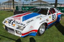 Le Mans Classic 2016 - Chevrolet Camaro