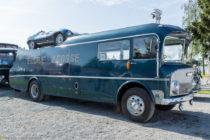 Le Mans Classic 2016 - Camion écurie Ecosse