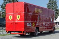 Le Mans Classic 2016 - Camion Ferrari