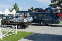 Le Mans Classic 2016 - Camions écurie Ecosse et Lotus